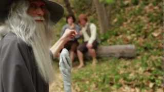 Repeat youtube video Gandalf Street Magic