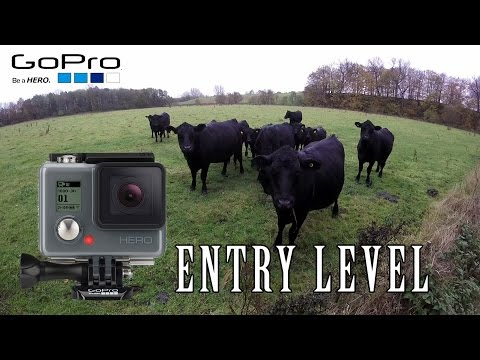 GoPro Hero Entry level - Various footage test