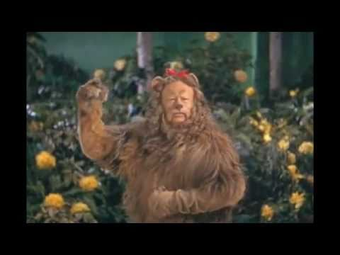 Wizard of Oz - If I Were King of the Forest