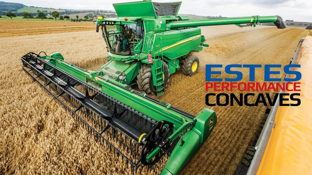 Estes Concaves | John Deere & Case IH Combines | RFD TV
