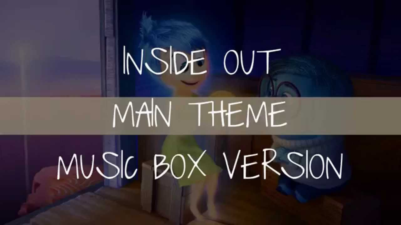 Inside Out - Main Theme  Music Box Cover