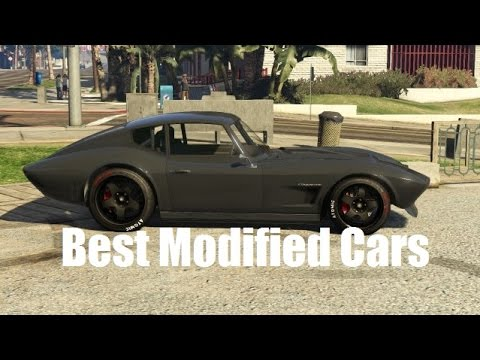 Invetero Coquette Classic Best Modified Cars Gta Online