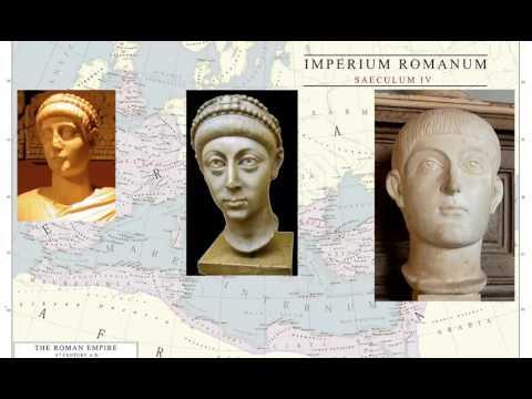 Roman History 31 - Valens To Maximus 370 - 383 AD