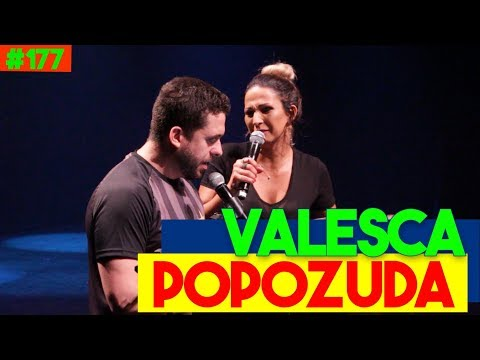 WEBBULLYING #177 - VALESCA POPOZUDA (Rio de Janeiro, RJ)