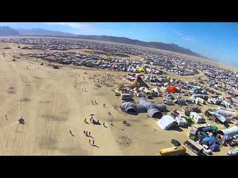 Burning Man Festival, and HD Tour of this amazing event in Nevada