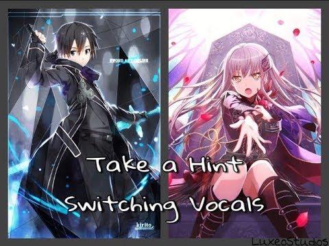 ☫Nightcore Take a Hint☫ | Switching...
