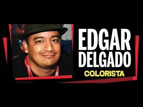 Entrevistando a: Edgar Delgado y hablando sobre Ultrapato y Marvel Comics