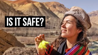 What's it REALLY Like as a Tourist in AFGHANISTAN