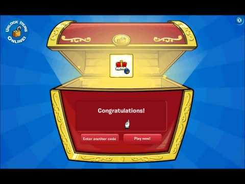 How to get NON-member clothes in club penguin codes