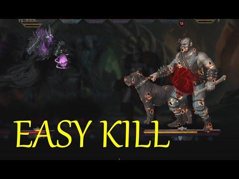 Iratus: Lord of the Dead BOUNTY HUNTER EASY KILL ETERNAL HARVEST 5!  