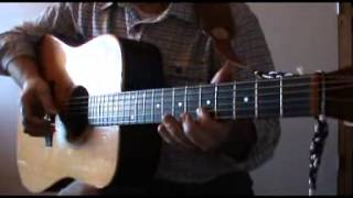 "How to Play ""COPPERHEAD ROAD"" (Steve Earle) Part 3"