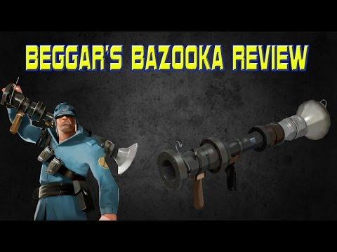 TF2 Overpowered Beggar's Bazooka?![Review] Ciscopete24