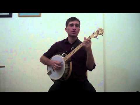 'I Wonder Who's Kissing Her Now?'- Tenor Banjo Jazz by Jack Ray