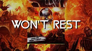 Won't Rest by Legna Zeg IFN Release No Copyright Metalstep