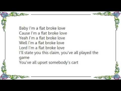 Bachman-Turner Overdrive - Flat Broke Love Lyrics