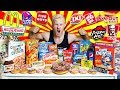 THE UNLIMITED CALORIE CHALLENGE!
