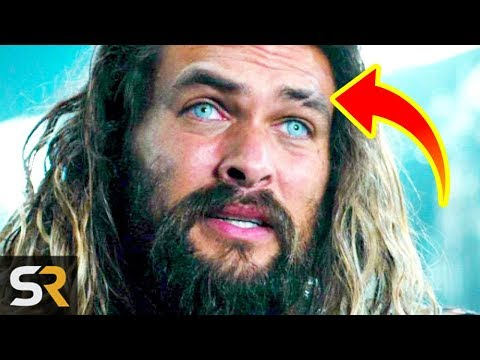What You Didn't Know About The Cast of Justice League