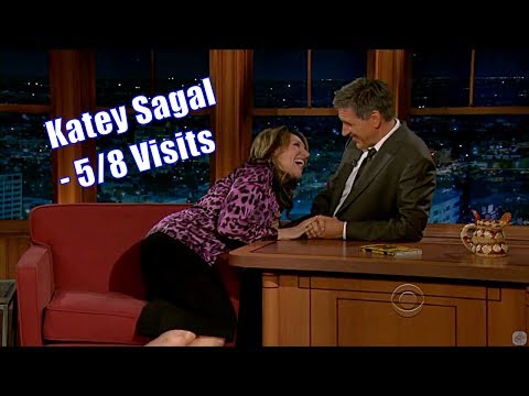 Katey Sagal  Cougar Material  58 Visits In Chronological Order Fixed