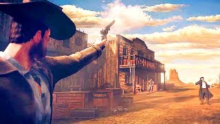 DESPERADOS 3 Trailer (Gamescom 2018) PS4 / Xbox One / PC