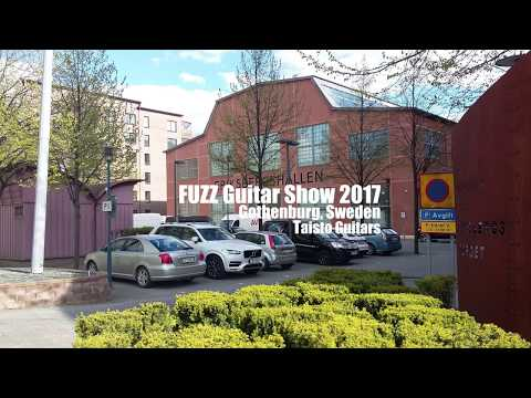 Fuzz Guitar Show 2017 Summary