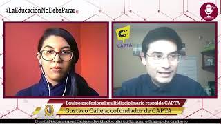 Tema: CAPTA - proyecto de sanmarquinos para combatir noticias falsas