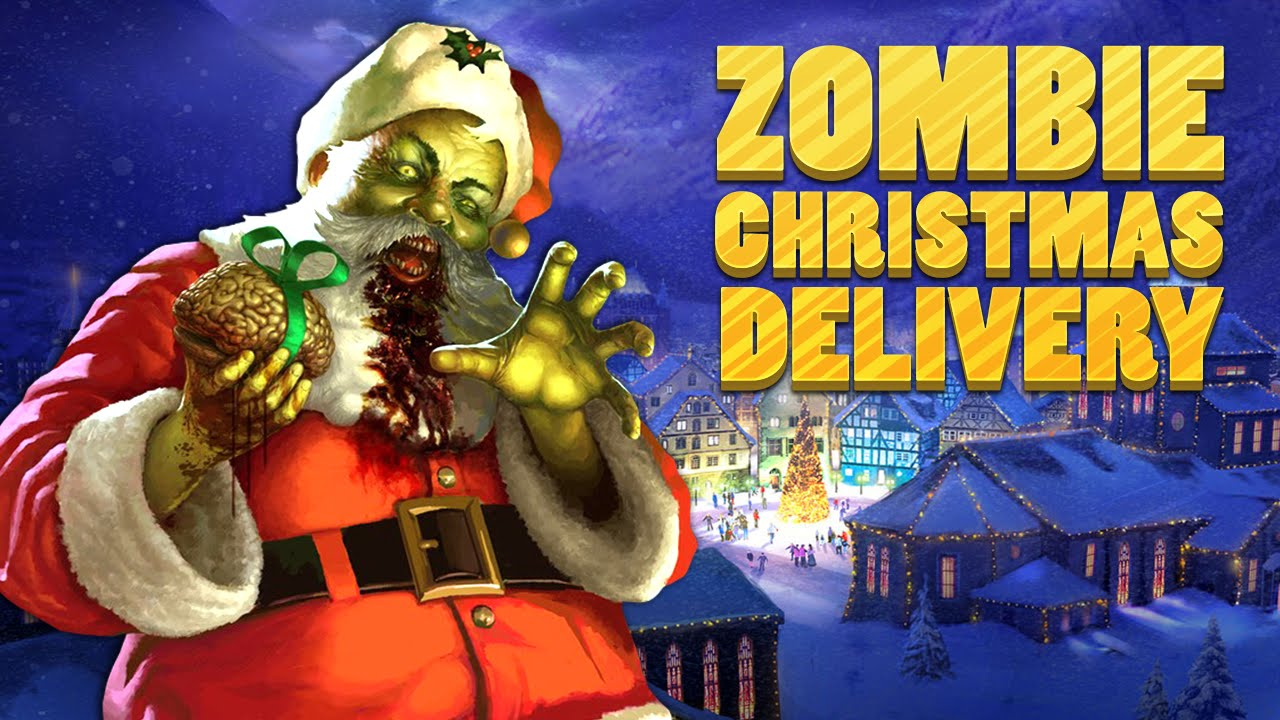 Zombie Christmas Delivery ☆ Call of Duty Zombies Mod (Zombie Games ...