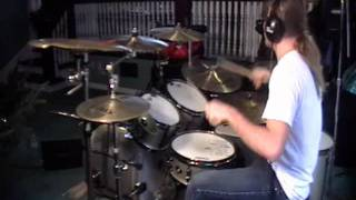 JOEY MUHA - Fastball - The Way DRUM COVER
