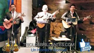 Un Hombre Normal- Espinoza Paz - Trio Los Brillantes Usa