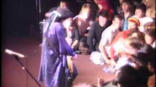 Last song played, from The Roxy in LA, 1987. Johnny, Jerry Nolan, A...