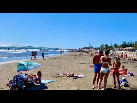 gran-canaria-playa-del-ingles-san-agustin-beach-november-2019
