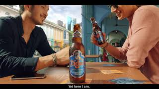 Tiger Beer – 60s Yet Here I Am