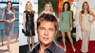 Download Brad Pitt Girlfriend's [1984 - Till Now ] Mp3 and Videos