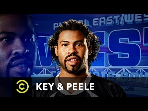 Key & Peele – East/West College Bowl