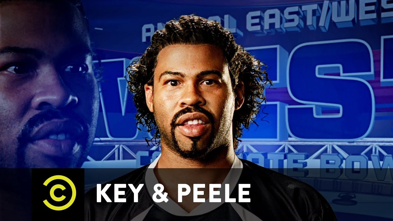 key amp peele eastwest college bowl youtube