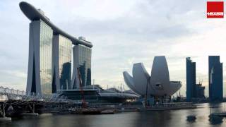 Texsa News - The Marina Bay Sands  (Singapore) - January 2011