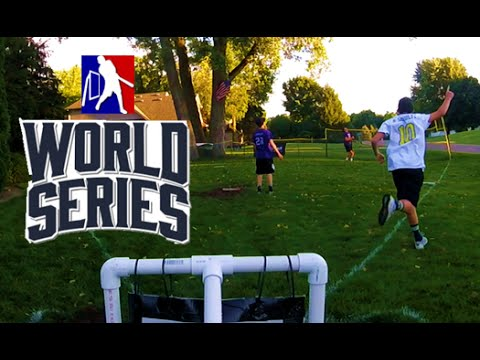 World Series Game 4 | MLW Wiffle Ball 2016