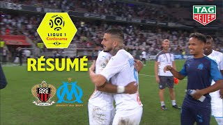 OGC Nice - Olympique de Marseille ( 1-2 ) - Résumé - (OGCN - OM) / 2019-20