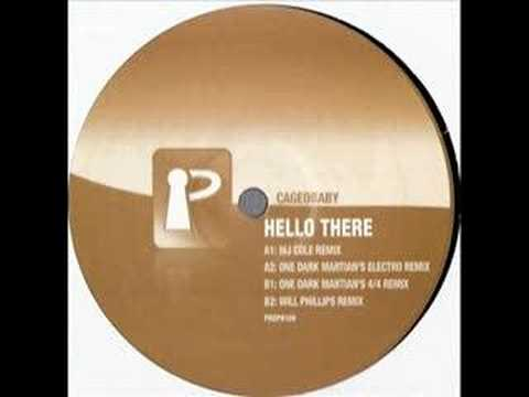 Uk Garage - Cagedbaby - Hello There (MJ Cole Remix)