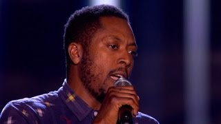 Matt Henry performs 39Trouble39 in the blind auditions  The Voice UK - BBC