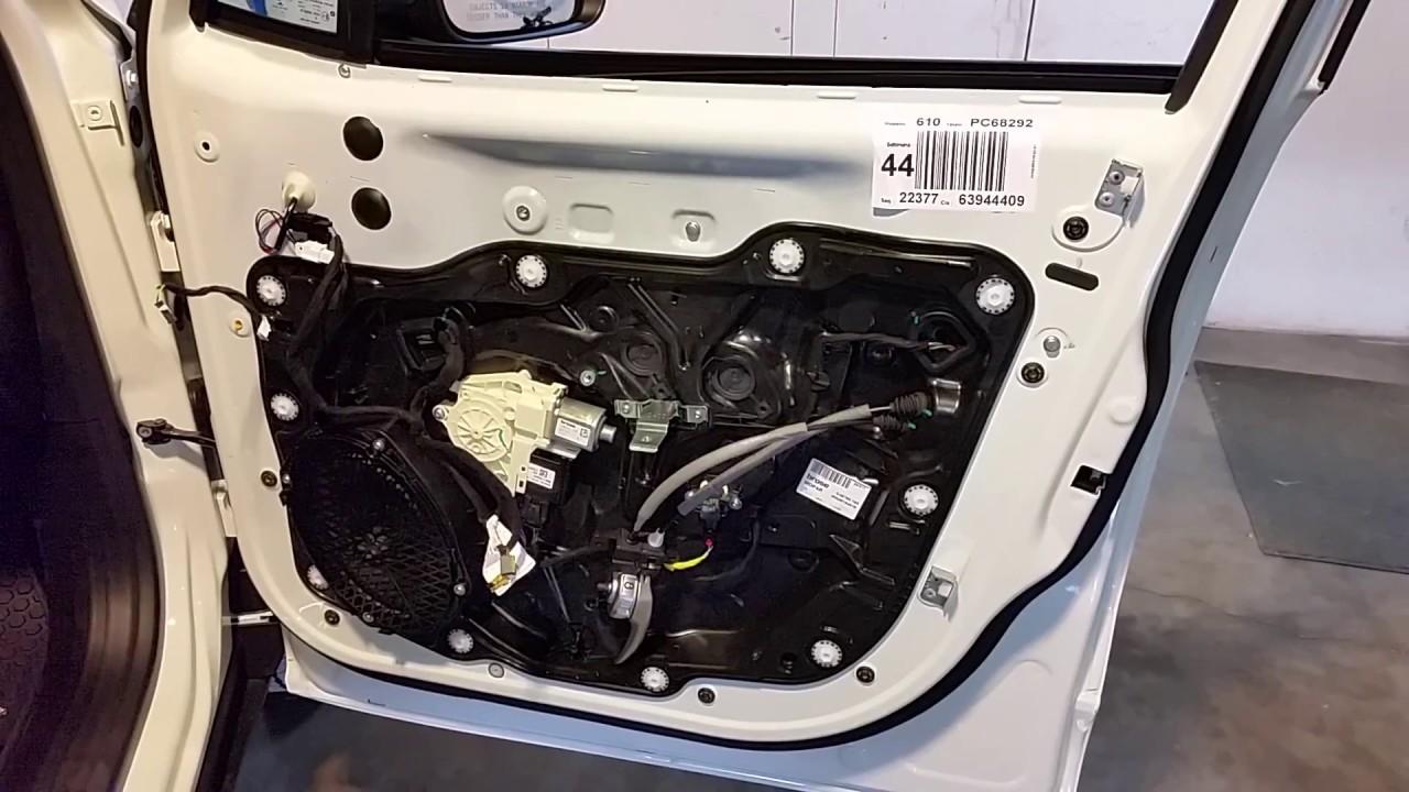 2015 2018 Jeep Renegade Metal Door Frame Plastic Door