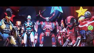 Clash Of Robots — трейлер