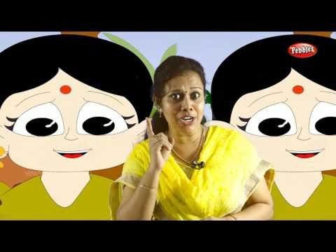 ஓடி விளையாடு பாப்பா - Odi Vilayadu Papa -  Tamil Nursery Rhymes for kids