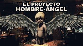 Crean Ángeles En un laboratorio Secreto, El Proyecto Hombre Ángel, (Creepypasta)