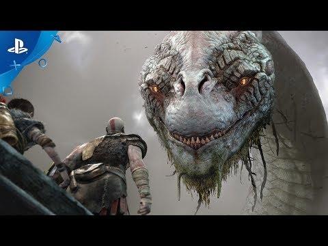 God of War - Be A Warrior: PS4 Gameplay Trailer   E3 2017