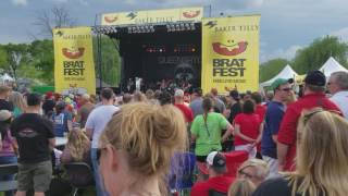 This is Queensryche performing at the annual Brat Fest in Madison W...