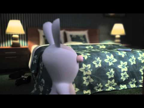 Rabbids Daily Life Video #2: Hotel [NORTH AMERICA]