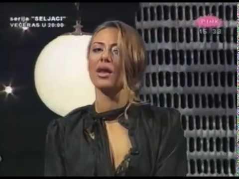 Ana Nikolic - Plakacete za mnom oboje - Petkom u 2 - (TV Pink 2006)