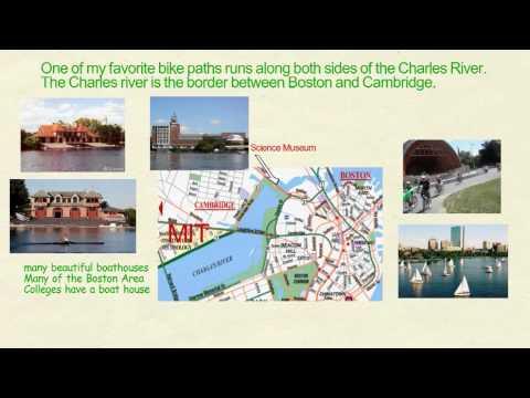 Bike Boston Ride The Charles River Bike Path