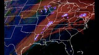 Polar Wind & Magnetic Reversal, Tornado & Volcano | S0 News Mar.29.2020