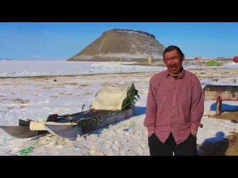 Besøg på Thulebasen, Grønland